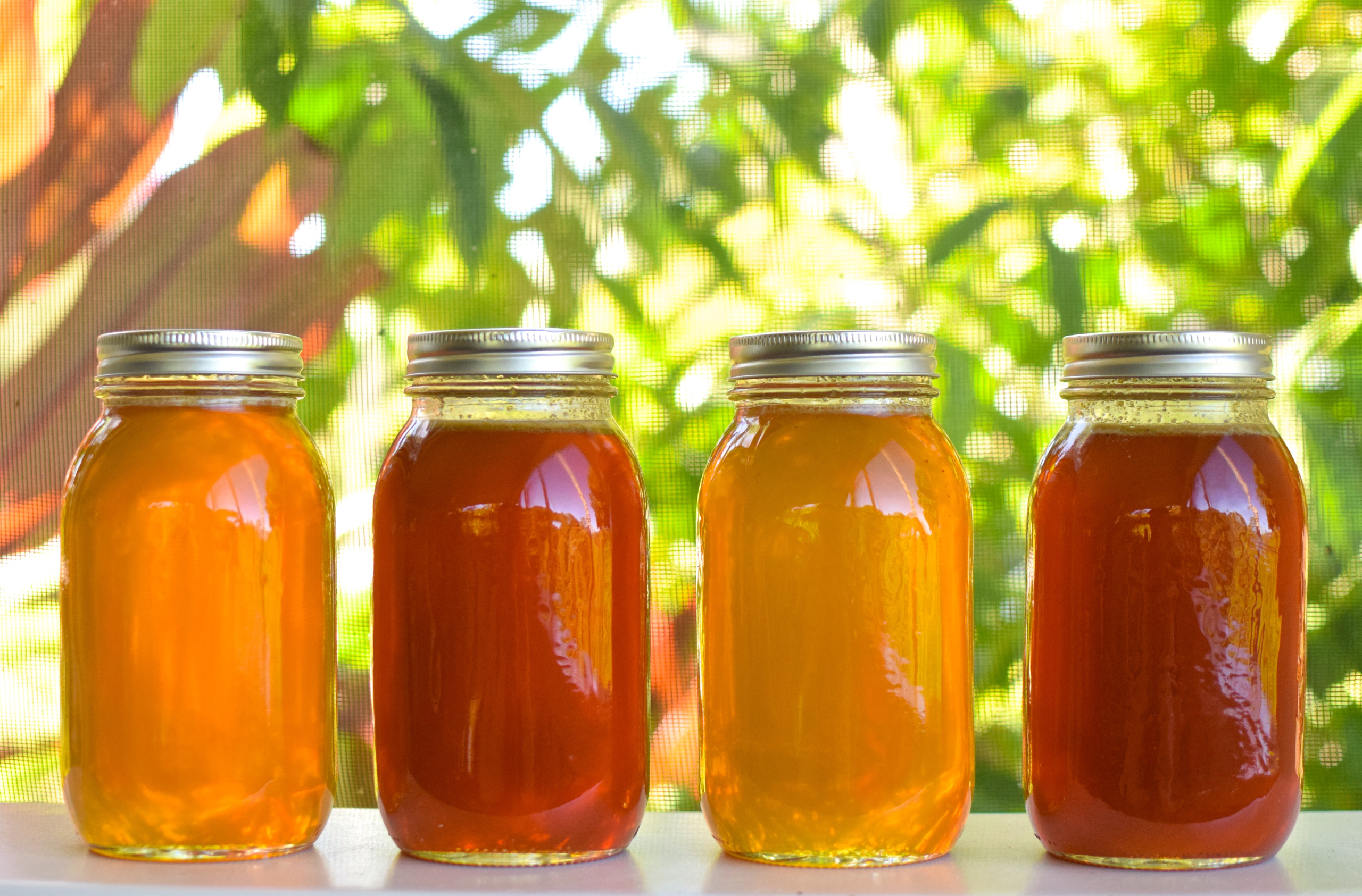 Raw Hawai'ian Honey